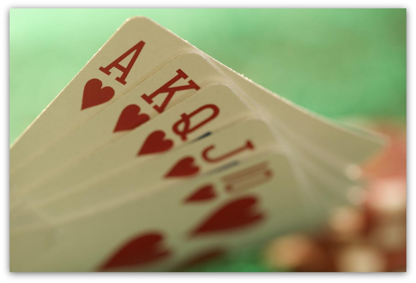 five card draw