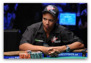 Phil Ivy is considered one of the best Texas Hold'em Tournament players.
